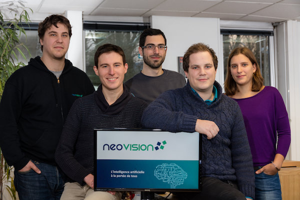 Neovision fait rayonner son expertise IA dans les grands groupes