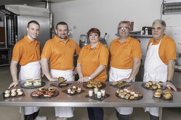 L'entreprise adaptée EAG Pâtisserie fête ses 4 ans et présente son projet Food Truck