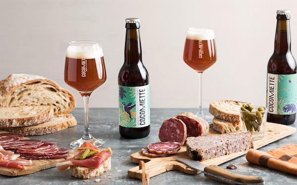 """Cocomiette, les bières """"anti-gaspi"""" à base de pain invendu"""
