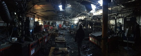 PIM, le rebond après l'incendie