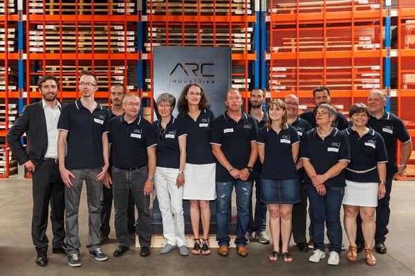 ARC INDUSTRIES s'équipe et réouvre grâce à l'engagement de ses salariés
