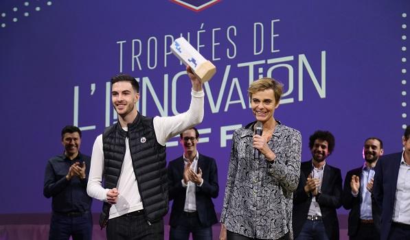 L'isérois Tiraka remporte le Trophée de l'innovation de la FFF