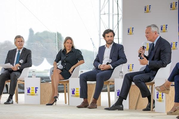 La REF 2020 : UN PDG VOIRONNAIS AUX CÔTES DE BRUNO LE MAIRE